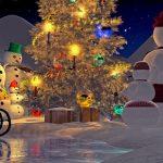 家庭用クリスマスツリー人気おすすめ5選 通販なら楽天Amazonを比較どっちが得?購入する時のポイント紹介