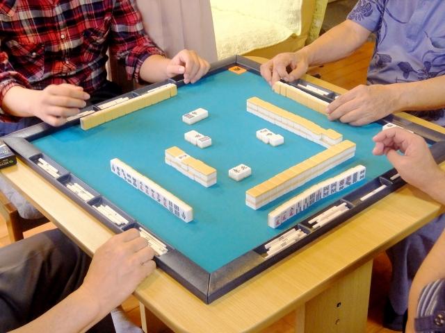 麻雀ルール 遊び方